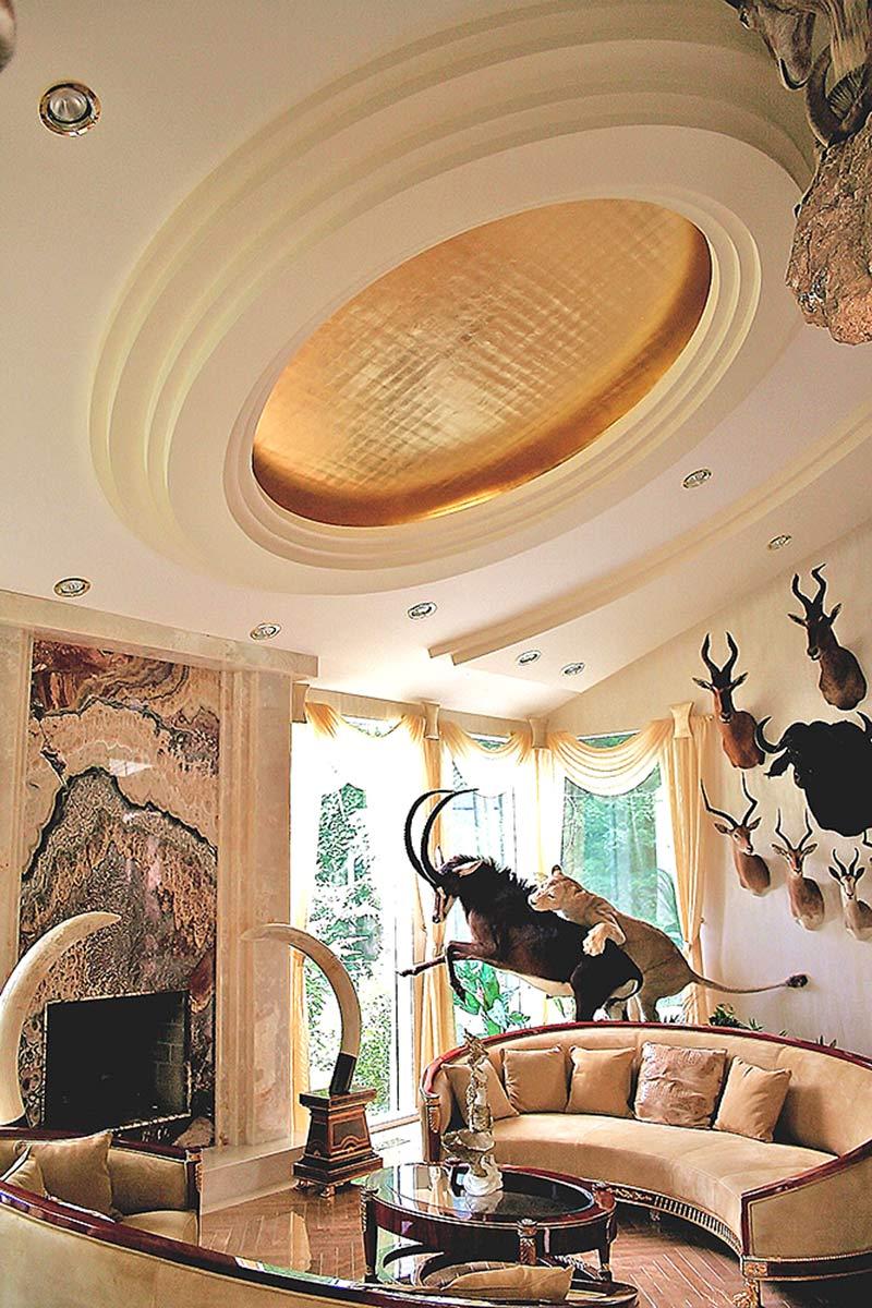 Gold Gliding Decorative Finishes