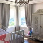 Kids Room Window Treatment