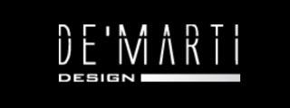 De'Marti Design Footer Logo