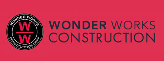Wonder Works Construction Footer Logo