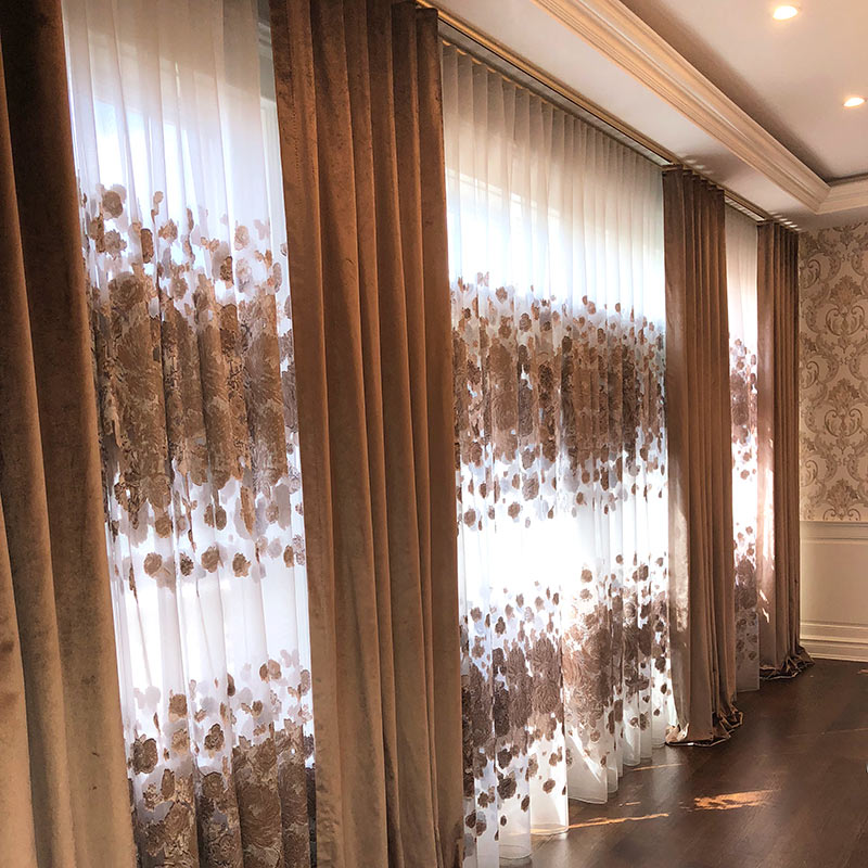 Dining Room Window Treatment