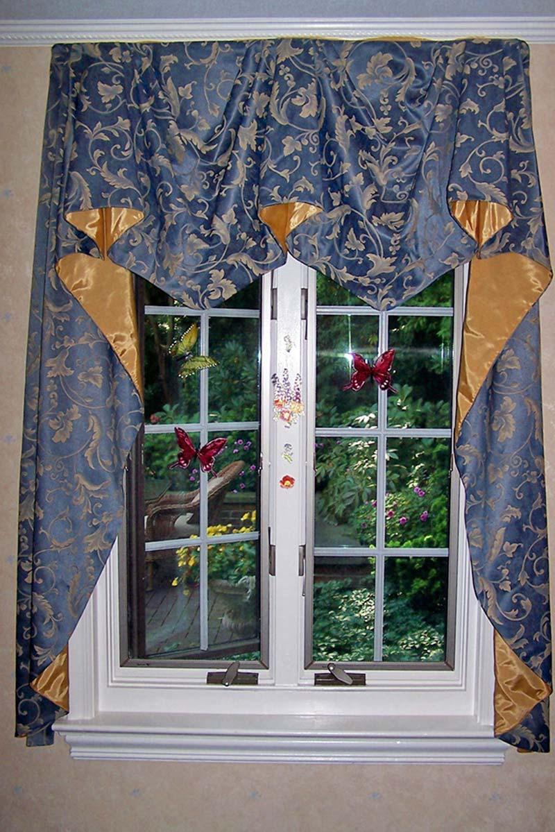 Kids Room Window Treatment