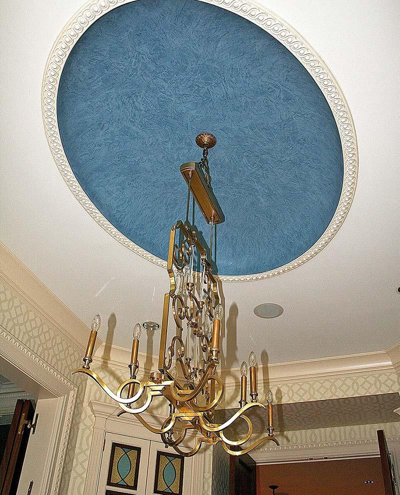 Venetian Stucco Decorative Finishes
