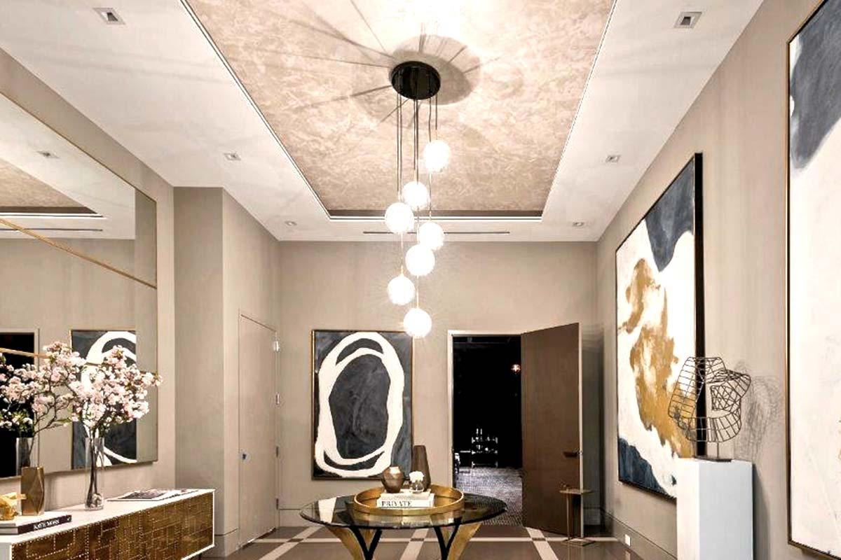 Decorative Finishes Modern Style