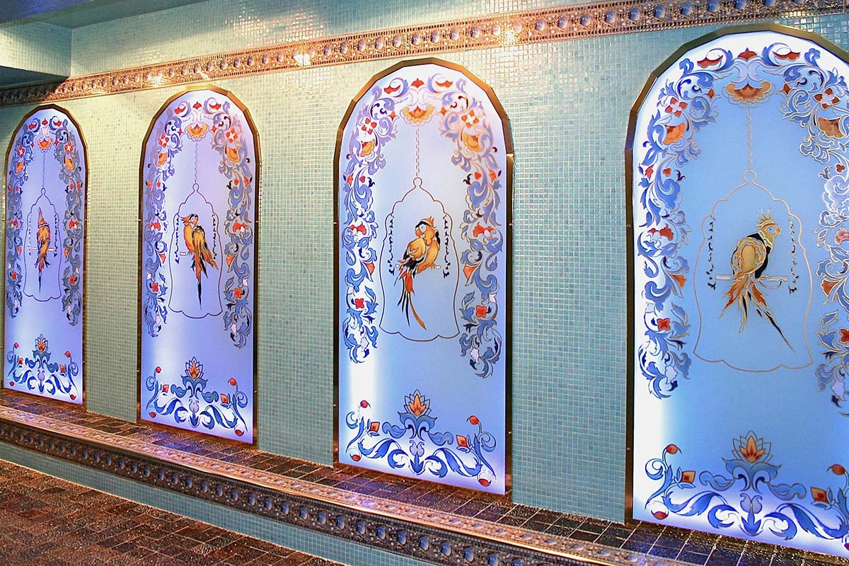 Murals Painting Glass