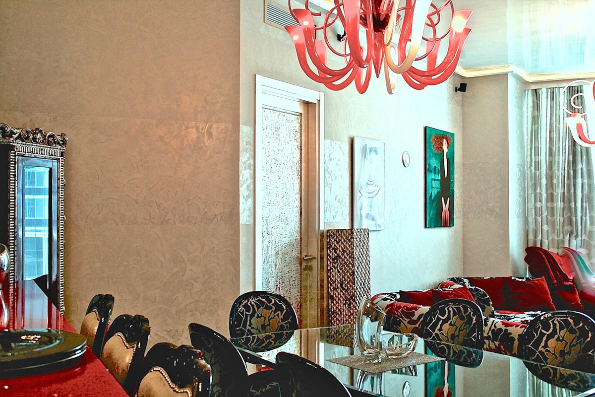 Miami Residential Modern Glamorous Style