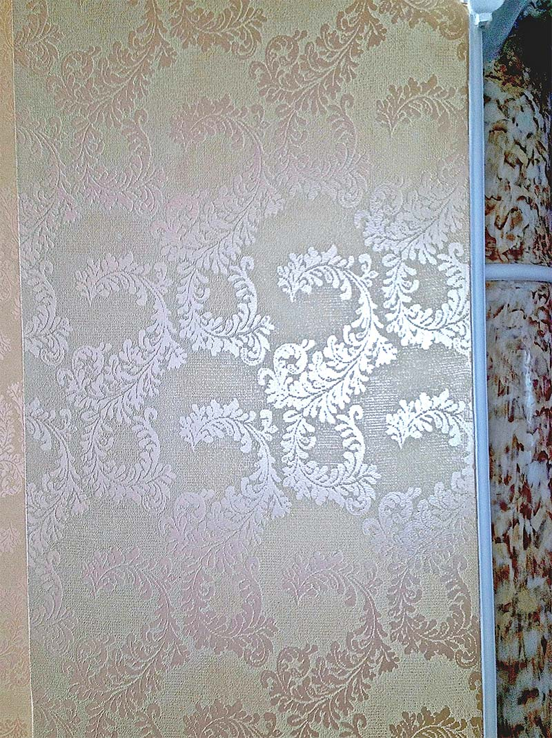 Decorative Finnishes Stenciling Lace