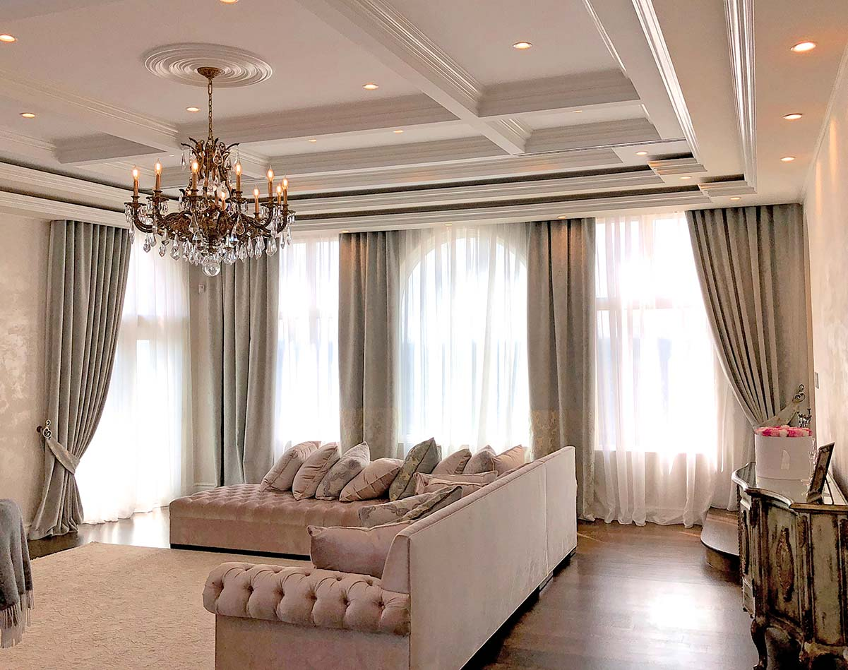 Window Treatments Traditional Style